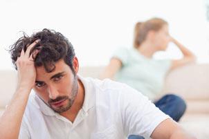عوامل تاثیرگذار بر بی میلی مردان